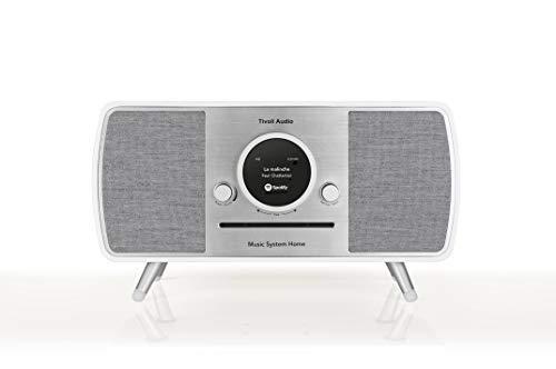 Tivoli Audio (Art Collectie) Music System Home – All-in-one DAB+/FM compact systeem met draadloze draadloze draadloze en…