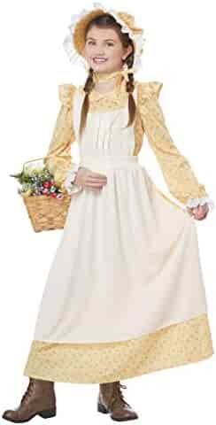 Prairie Girl Girls Costume