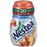 Nestea Sweet Lemon Iced Tea Mix, 45.1 oz(Pack of 4)
