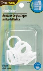 Bulk Buy: Dritz Plastic Rings 1