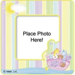 adorable ark baby shower favors noahs ark theme baby shower frame magnet