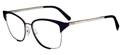 Eyeglasses FERRAGAMO SF 2157 703 LIGHT GOLD/BLACK