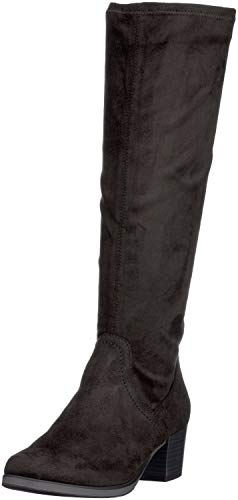 44 Black Boots Women's Stretch Black 25506 Ankle Caprice a18nBxqa