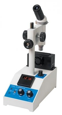 CGoldenWall SGWX-4A Lab Scientific Testing Equipment Digital Melting-point Apparatus Micro Melting Point Instrument with microscope room temperature 320C
