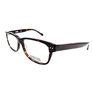 Kenneth Cole Reaction Rx Eyeglasses - 8008 052 Dark Brown - 54/15/140