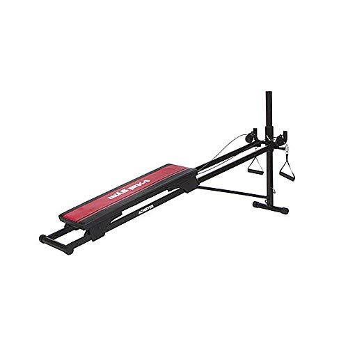 Total Gym Achiever Home Fitness Folding Full Body Workout Exercise Machine