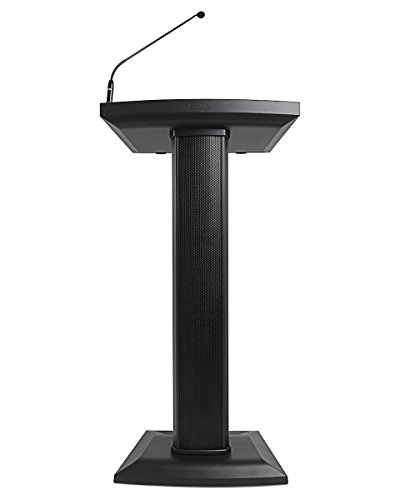 Speaker Stand Lectern (Denon Professional Lectern Active | Lectern with Active Speaker Array)