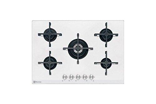 Electrolux Rex Plaque De Cuisson à Gaz Pvb 750 Uov Finition Cristal