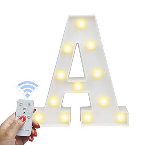 Marquee Led Lights Letters in US - 8