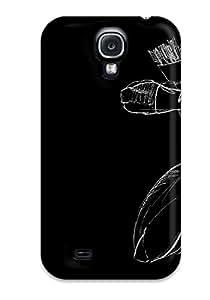 New Style JenniferLCrowe Hawkeye Premium Tpu Cover Case For Galaxy S4