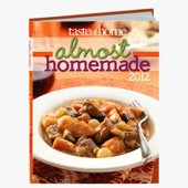 Taste Home Almost Homemade 2012 product image