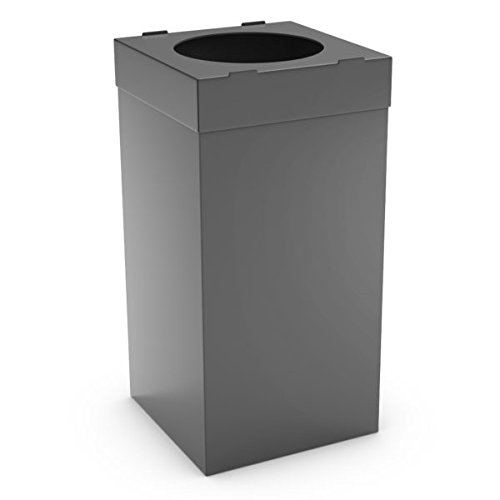 poubelledirect colector de Tri Plástico · papelera reciclaje 80L ...