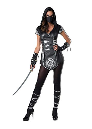 InCharacter Ninja Warrioress Women's Costume (M) ()