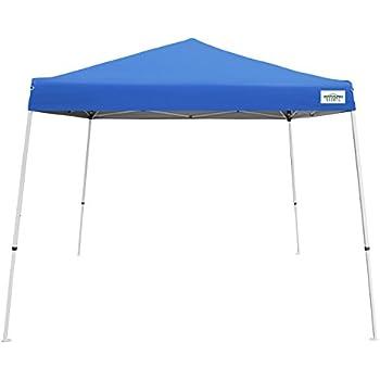 caravan canopy v series 2 slant leg 10x10 canopy kit 64 sq - Compact Canopy 2016
