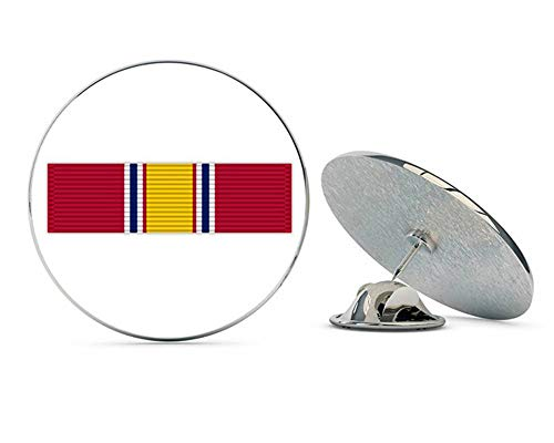 - NYC Jewelers National Defense Service Ribbon Metal 0.75