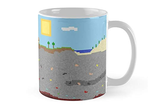Minecraft World Mug