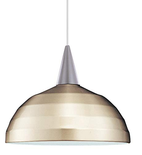 WAC Lighting HTK-F4-404BN/BN 1 Light Down Lighting Mini Track Pendant for H Series Track Systems from the Felis Collection (Felis Mini Pendant)