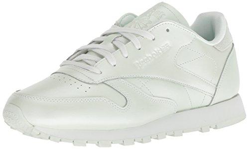 Reebok Women's Classic Leather Walking Shoe, mid-Opal, 6 M US