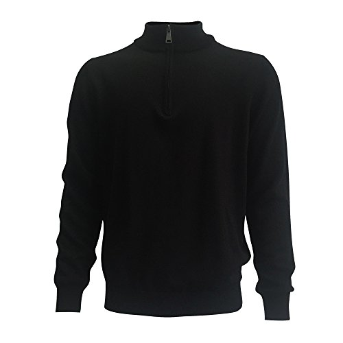 Quarter Zip Ribbed - 7