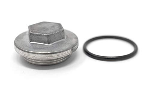 DP 5065-001 Oil Drain Plug Cap/Strainer Cover & O-Ring Compatible with Honda