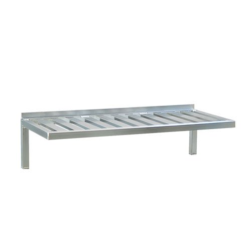 Newage Industrial 1121 T-Bar Wall Shelf, 20'' Diameter x 36'' Length