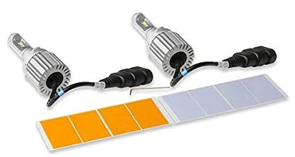 Led Replacement Headlight Bulbs >> Amazon Com Bright Earth Led Replacement Headlight Bulbs 9012