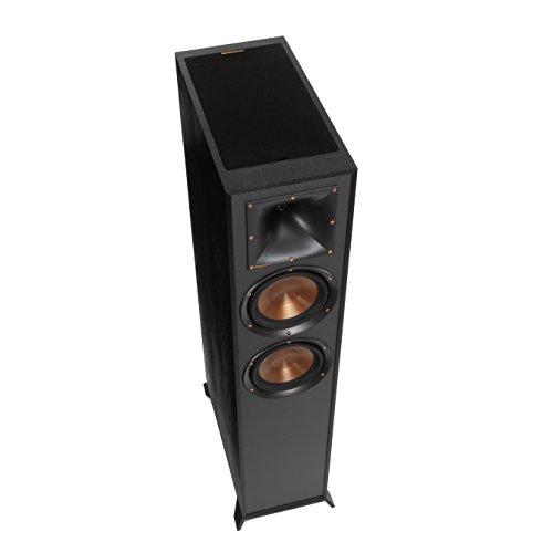 Klipsch R-625FA Floorstanding Speaker of 1 Black