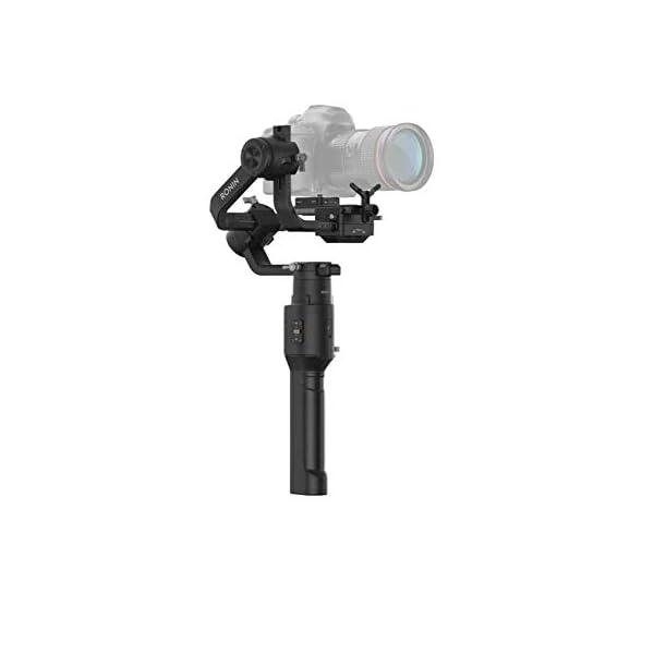 DJI Ronin-S Handheld Camera Gimbal for DSLR and mirrorless Cameras (Black) 1