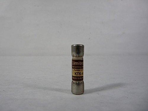 Limitron KTK-40 Fast Acting Limiter Fuse 40amp 600V