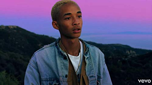 Get Motivation Jaden Smith, Jaden Christopher Syre Smith, an American Rapper, Singer, Songwriter and Actor 12 x 18 inch Poster