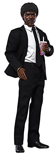 Entertainment Earth Pulp Fiction Jules Winnfield 1: 6 Scale Action Figure