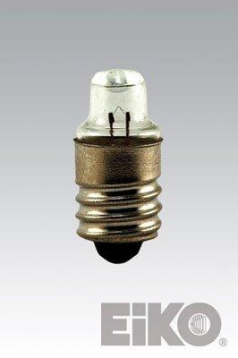 **10 PACK** Eiko - 222 Miniature Light Bulbs (Used with 2