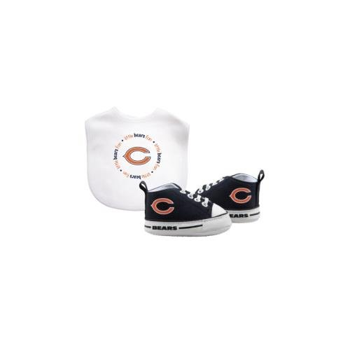 Baby Fanatic Bib with Pre-Walker -Chicago Bears