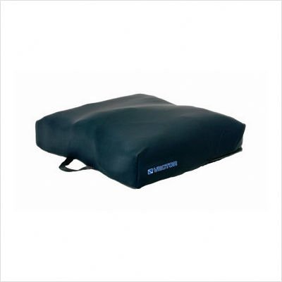 Vector Wheelchair Cushion with Vicair Technology Size: 22'' x 18'', Cover Type: Stretch-Air Cover