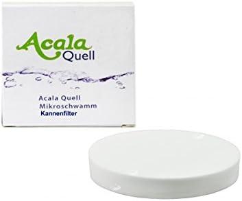 Micro Esponja para filtro de agua Acala Quell One y Acala Quell ...