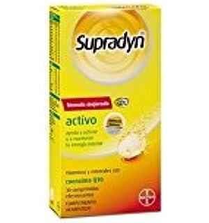 SUPRADYN Activo comprimidos efervescentes