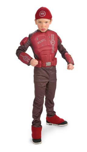 Rubie's Deluxe Special Forces Combat Costume - Large (Ages 8 to 10)