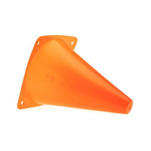 FLAMEER 6pcs C/ônes Plots Multi-fonction Agilit/é Aide Entra/înement De Skate Patinage Sports Footbal