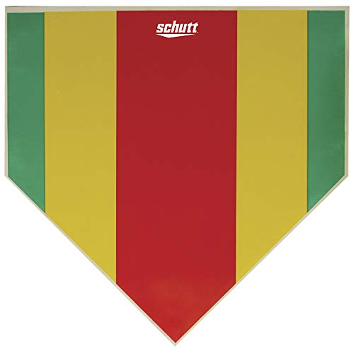 Schutt Training Baseball - Schutt Strike Zone Home Plate (EA)