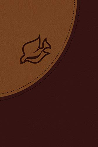 NIV, New Spirit-Filled Life Bible, Leathersoft, Brown/Tan: Kingdom Equipping Through the Power of the Word (Signature)
