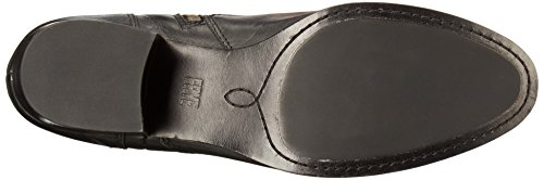 Frye Womens Clara Otk Leather Slouch Laars Zwart