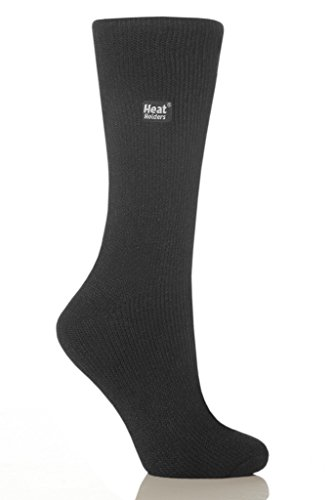 Heat Holders Thermal Socks, Women's Original, US Shoe Size 5-9, Charcoal