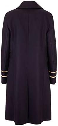 Fay Luxury Fashion Donna NAW51413160SGLU809 Blu Lana Cappotto | Autunno-Inverno 20