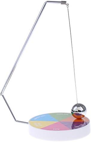 Novelty Decision Maker Magnetic Pendulum Fun Executive Home Office Decor