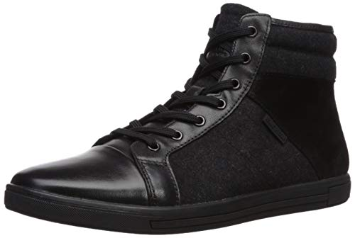 Kenneth Cole New York Men's Initial Point Sneaker, Black/Multi, 9.5 M US (York Keep New Kenneth Cole)