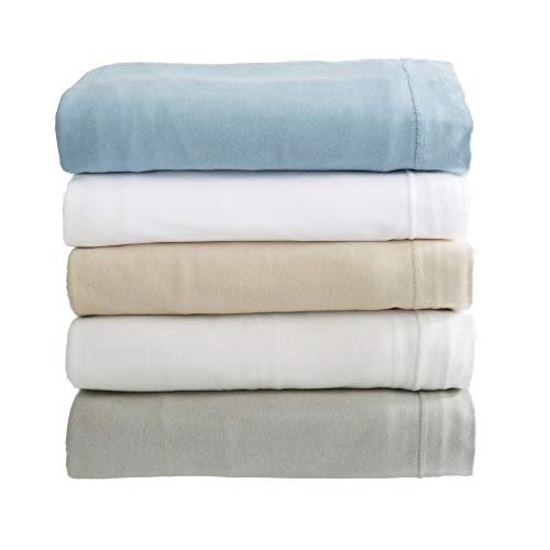 - Great Bay Home Extra Soft Modal Jersey Knit Sheet Set. Soft, Comfortable, Cozy All-Season Bed Sheets (Full, White)