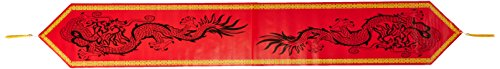 Beistle Printed Asian Table Runner]()