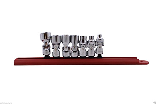 GearWrench 80310 7 Piece 1/4-Inch Drive 6 Point Flex SAE Socket (0.25 Drive Sae Socket)