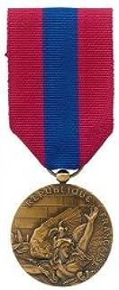 Le Comptoir Des Médailles - Médaille Défense Nationale Bronze Patiné - DEMO03DENAT Le Comptoir Des Médailles