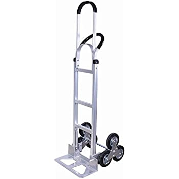 Tyke Supply Stair Climber Aluminum Hand Truck Commercial
